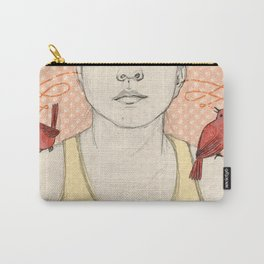 The Messengers Carry-All Pouch