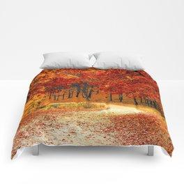 Adventures Await #society6 #prints #decor Comforters