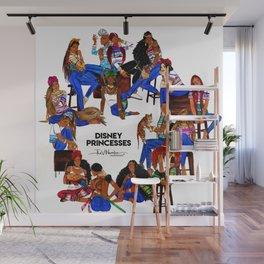 AFRICAN PRINCESSES Wall Mural