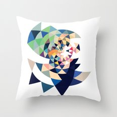 Datadoodle Eye of the Tiger Throw Pillow