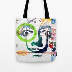 Salvador Dalí Tote Bag