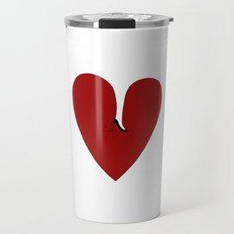 Heel my heart Travel Mug