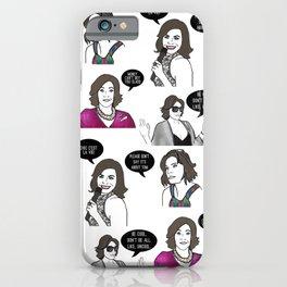 Luann iPhone Case