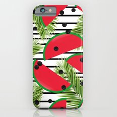 Tropical Watermelons iPhone 6s Slim Case
