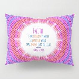 Emerge into the Light Pillow Sham
