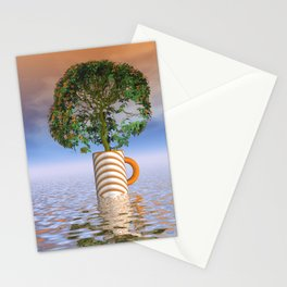 nature is our shelter -1- Stationery Cards