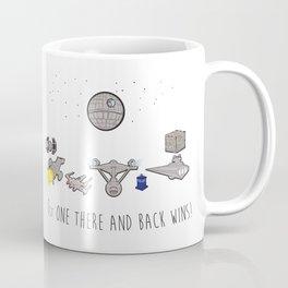The Great Space Race Coffee Mug