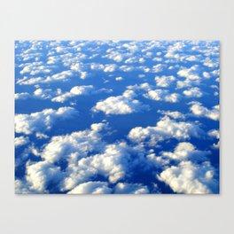 Blue Blue Sky by Lika Ramati Canvas Print
