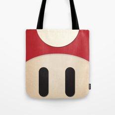 Minimal Powerup Tote Bag