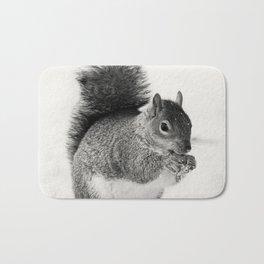 Squirrel Animal Photography Bath Mat
