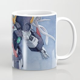 Gundam wing Zero cut ver. Coffee Mug