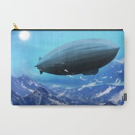 Rigid airship Carry-All Pouch