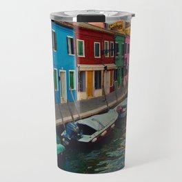 Burano Island II Travel Mug