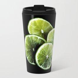lemon lima Travel Mug