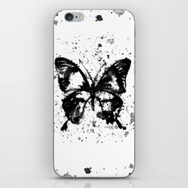 Beauty And Grace 2B by Kathy Morton Stanion iPhone Skin