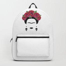 Frida Kahlo Feminist Backpack