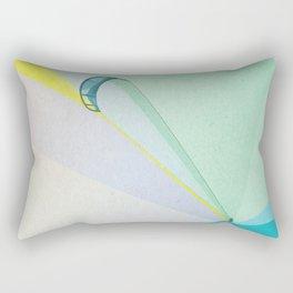 human edge #4 Rectangular Pillow