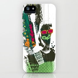 DeWayne iPhone Case