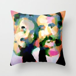 Affection is divers Throw Pillow