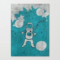 Explorer Canvas Print