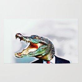 Business Croc Rug