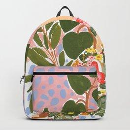 Botanical Lady Backpack