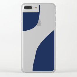 Magpie 03 Clear iPhone Case