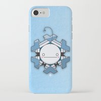 cryaotic iPhone & iPod Cases featuring CRY-OGONAL by Caelum Picta - Christopher Gonzales