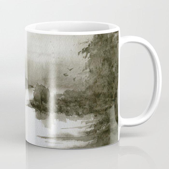 A Splash of Sepia Coffee Mug