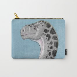 Sauropod Drawing Carry-All Pouch