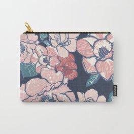 Brooklyn Botanic Garden Blush Carry-All Pouch