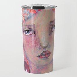 Folie by Jane Davenport ( with logo) Travel Mug