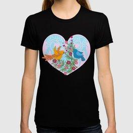 Sweet Lovey Birdies T-shirt