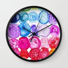 Euphoria II Wall Clock
