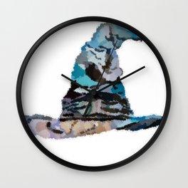 Sorting Hat Wall Clock