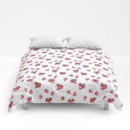 Strawberry Pattern Comforters