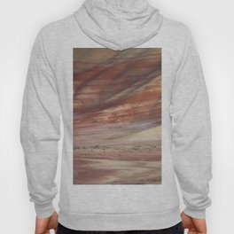 Hills Painted by Earth Minerals Hoody