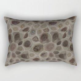 Petoskey Stone Rectangular Pillow