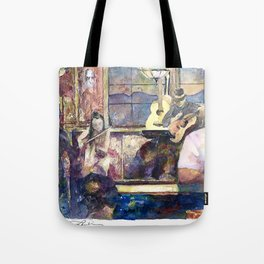 the Night Before the Night Before Tote Bag