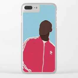 STORMZY Clear iPhone Case