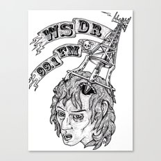 WSDR Canvas Print