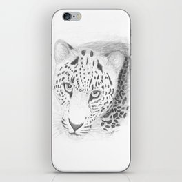 Amur Leopard iPhone Skin
