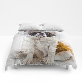 St Bernard Comforters