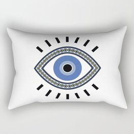 Evil Eye Rectangular Pillow