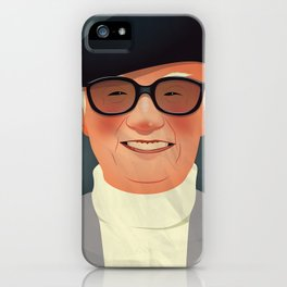 Osamu Tezuka iPhone Case