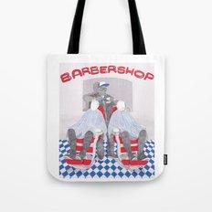 Barbershop Tote Bag
