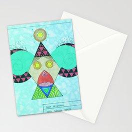 Cara Hexagonal Stationery Cards