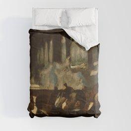 "Edgar Degas ""The Ballet from ""Robert le Diable"""" Comforters"