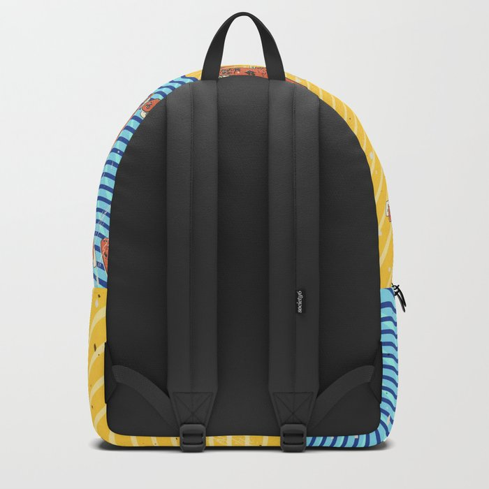 Summertime - A Hell Songbook Edition Backpack