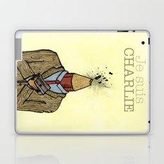 Je suis Charlie Laptop & iPad Skin